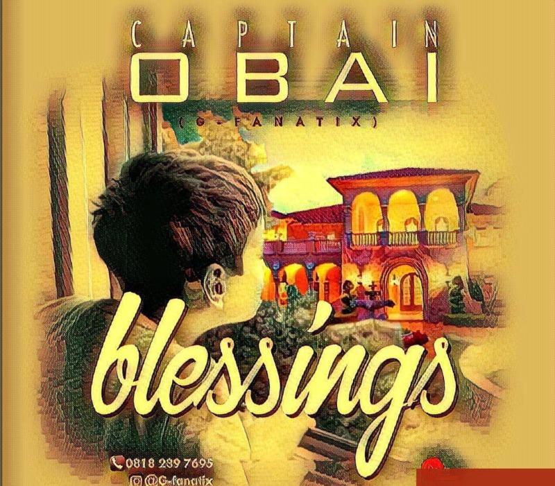 Captain Obai Blessings