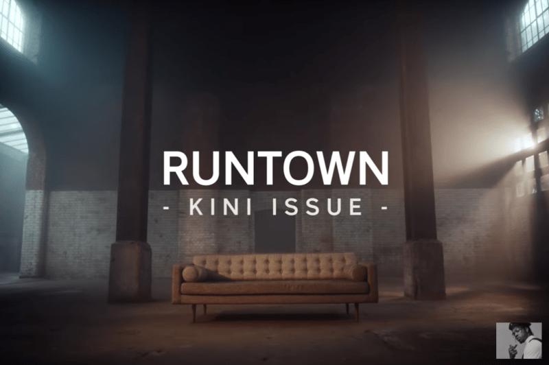 Runtown Kini Issue