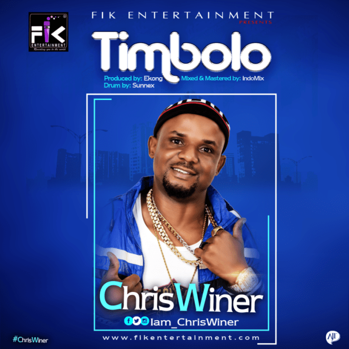 """ChrisWiner – """"Timbolo"""""""
