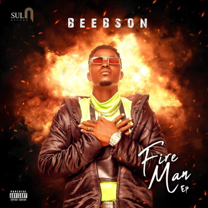 """[EP] Beebson – """"Fire Man"""""""