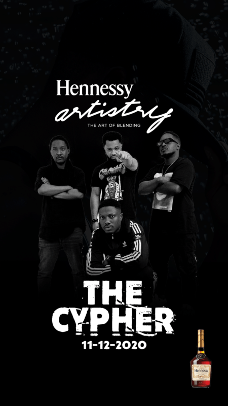 Hennessy Artistry presents The 2020 Cypher 22