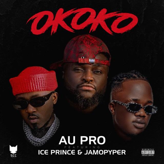 Au Pro JamoPyper Ice Prince Okoko