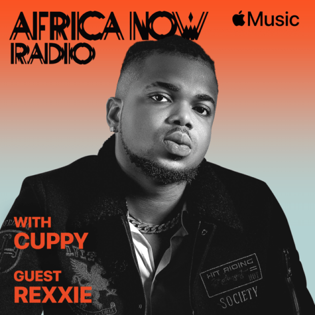 Rexxie Joins Africa Now Radio With Cuppy This Sunday on Apple Music 1 1