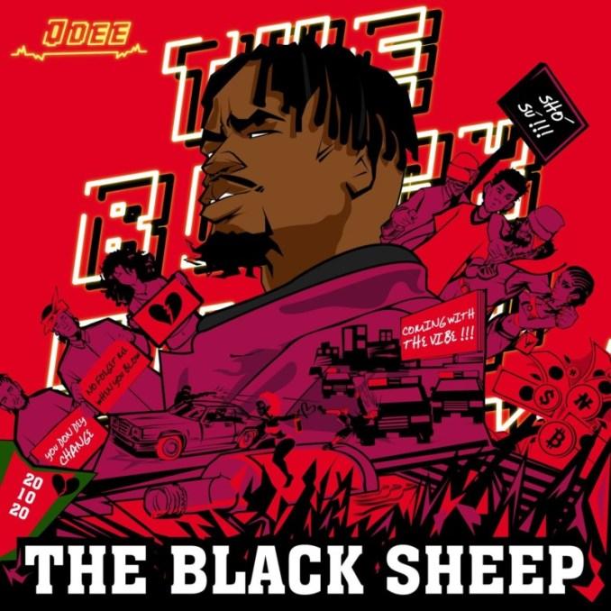 "Q-Dee – ""The Black Sheep"" (The Mixtape Album)"