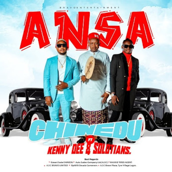 """Chinedu – """"Ansa"""" ft. Solotians x Kenny Dee 1"""