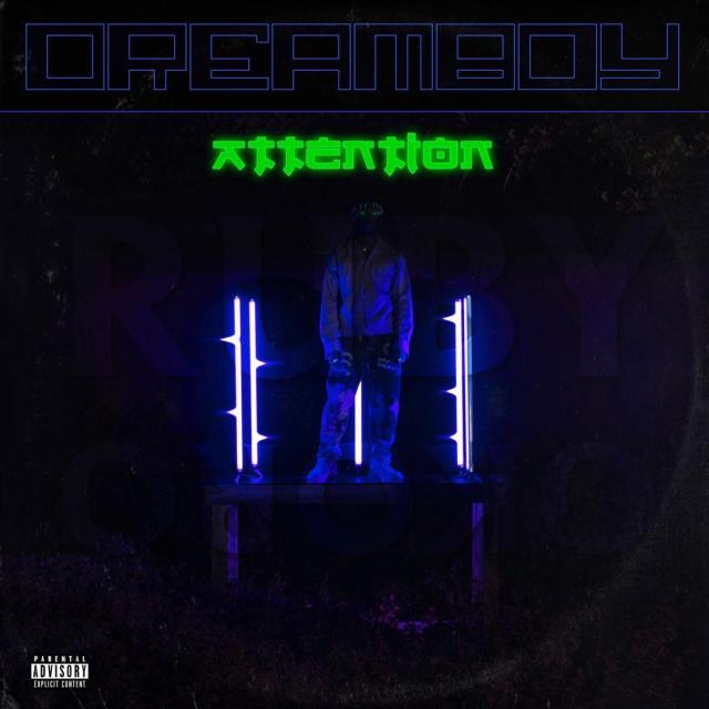 """Dreamboy – """"Attention"""" 1"""