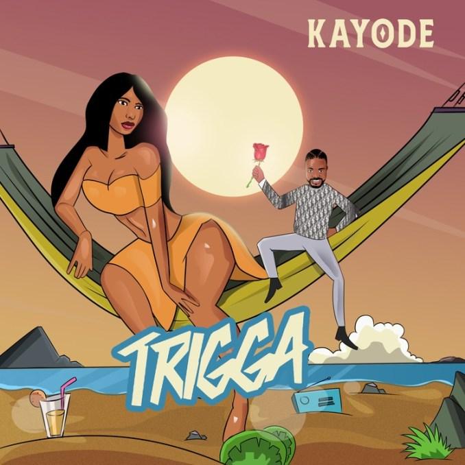 """Kayode – """"Trigga"""" (Afropiano)"""