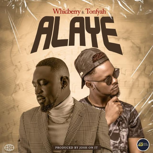 """Whidberry – """"Alaye"""" f. Tonfyah 1"""