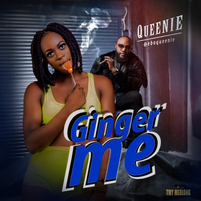 "Queenie – ""Ginger Me"" 1"