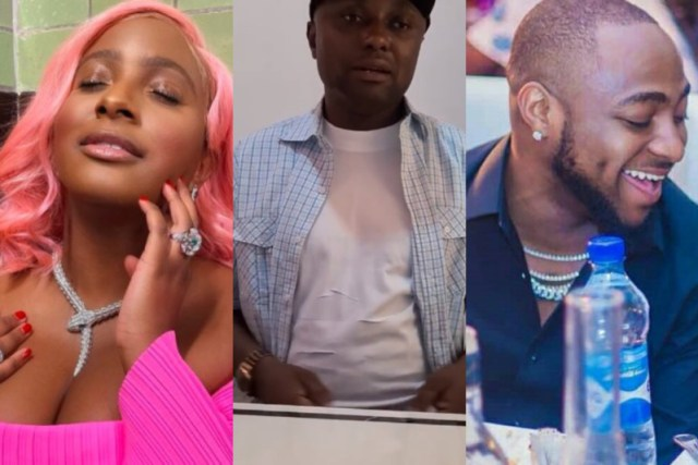 Davido's P.L.M, Isreal DMW Tenders Apology To Cuppy 1