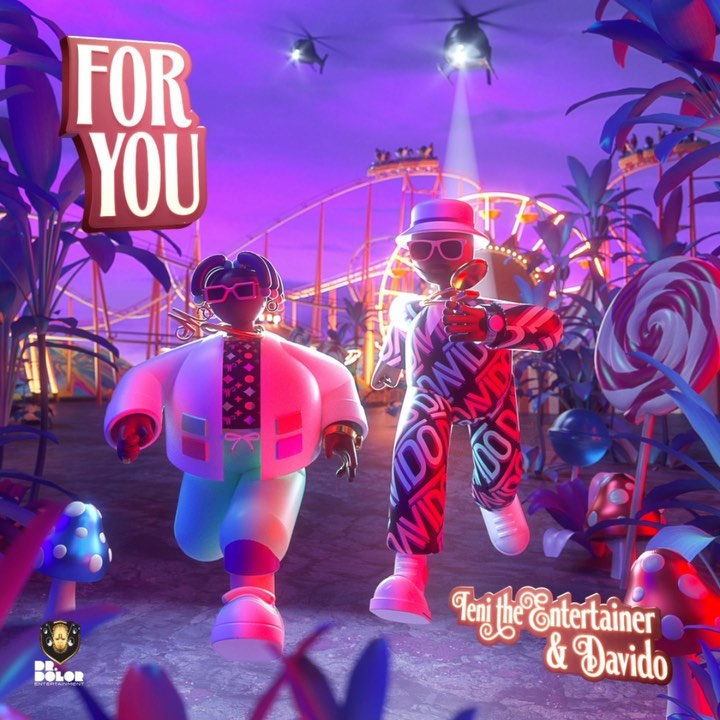 "Teni – ""For You"" ft. Davido (Prod. by Pheelz)"