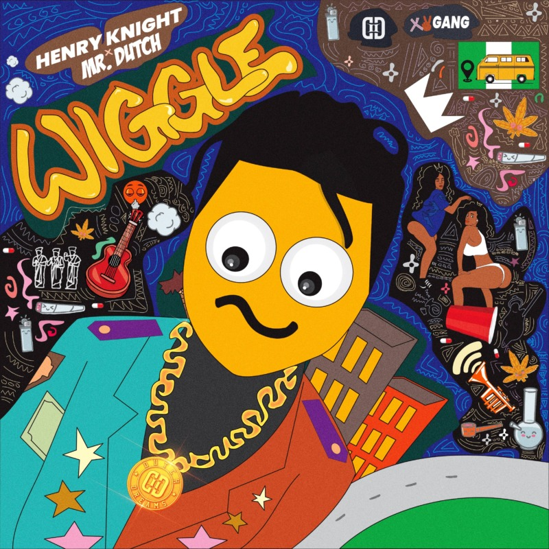 "Henry Knight – ""Wiggle"""