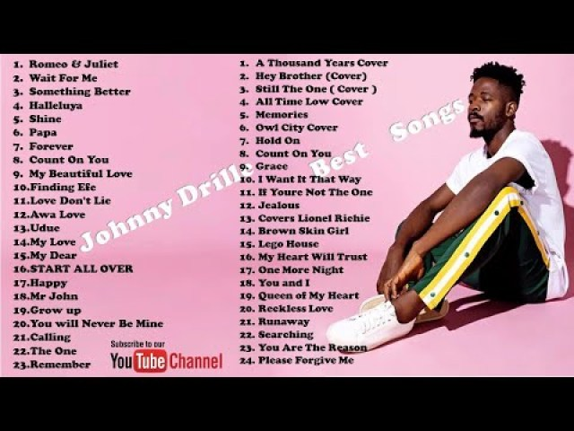 Best Of Johnny Drille