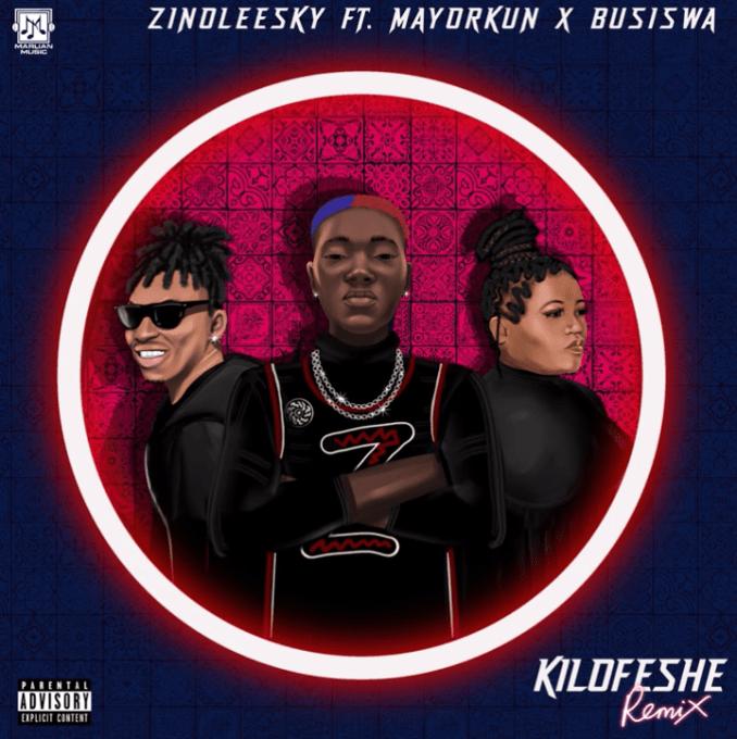 Zinoleesky Kilofese (Remix) Mayorkun Busiswa