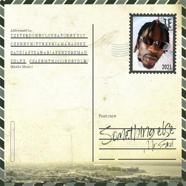 Mr Eazi Something Else EP