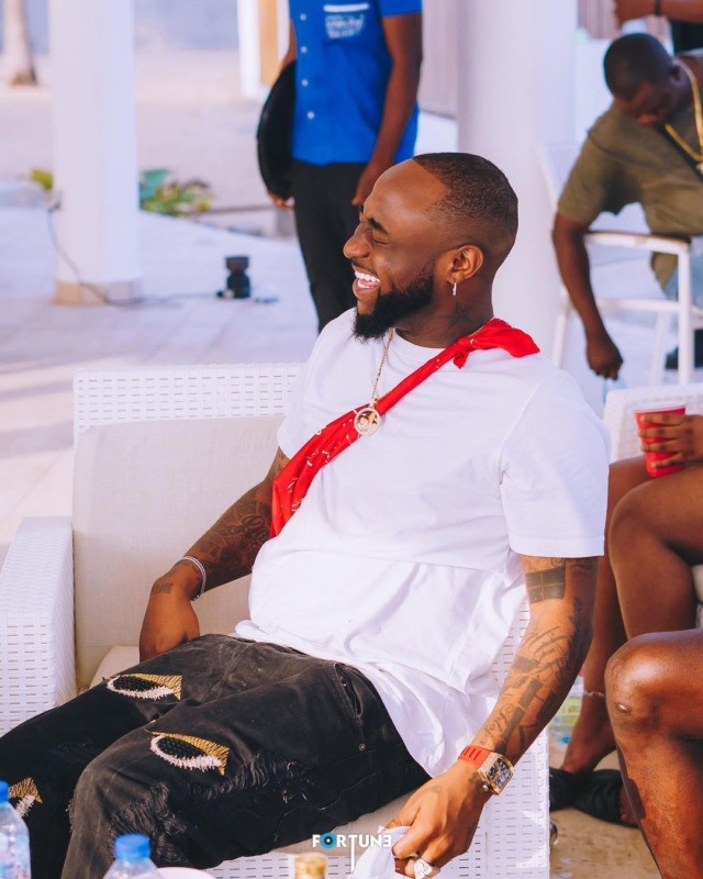 Davido Gets Another Gold Record Certification In USA With His Mega Hit, 'IF' 1