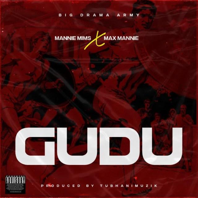 """VIDEO   AUDIO: Mannie Mims – """"Gudu"""" Ft Max Mannie 1"""