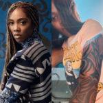 Tiwa Savage Flaunts Second Set Of 1ABG Tattoos