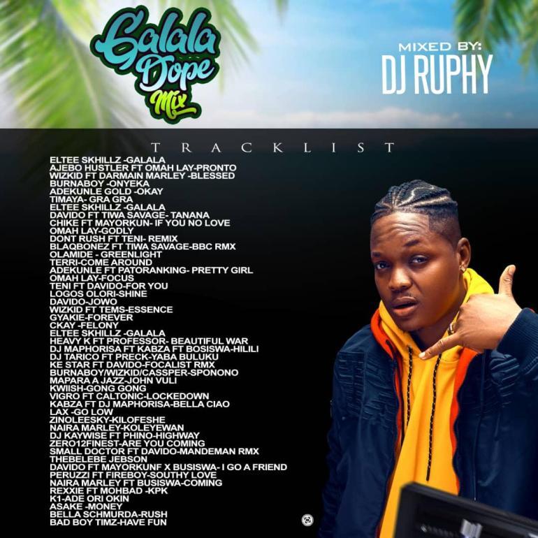 Naija Party Mixtape