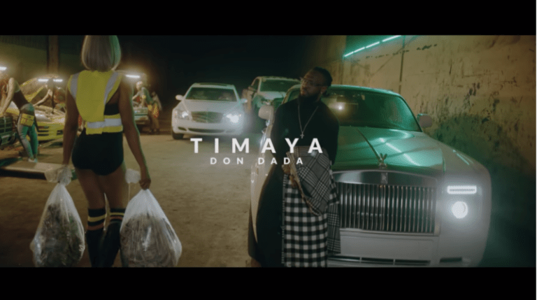 Timaya Don Dada video