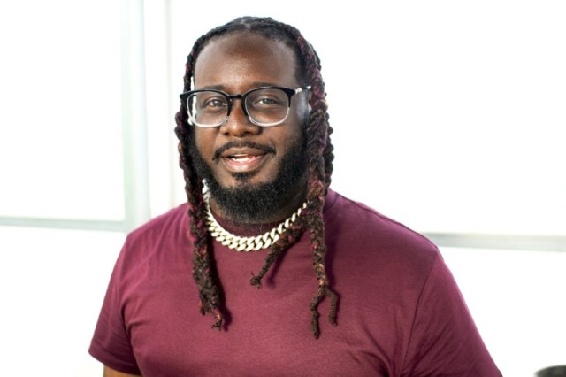 T-Pain Launches Podcast 'Nappy Boy Radio' 1