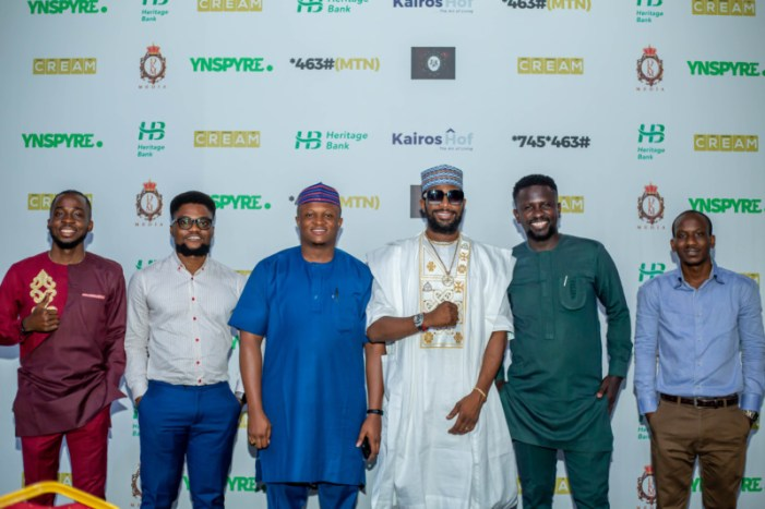 D'banj's CREAM Platform And Heritage Bank Dole Out Millions At April 2021 Draw As New Winners Emerge 19