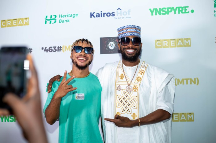 D'banj's CREAM Platform And Heritage Bank Dole Out Millions At April 2021 Draw As New Winners Emerge 20