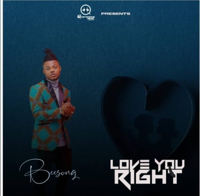 """Beesong – """"Love You Right"""" 1"""