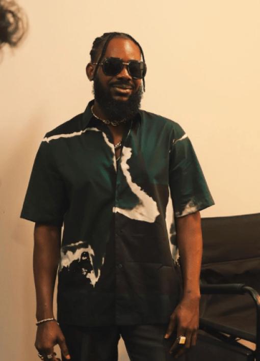 Adekunle Gold Throws Shade At Beardless Men 1