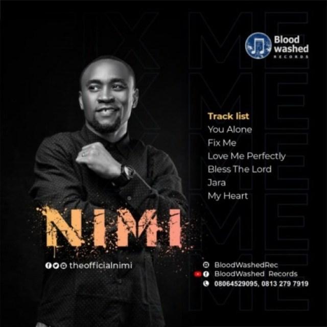 """[EP] Nimi – """"Fix Me"""" 2"""