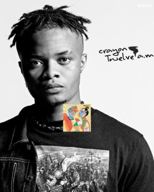 TX Review; Crayon Painted A New Picture Of Himself On His Latest 'TWELVE A.M' EP 1