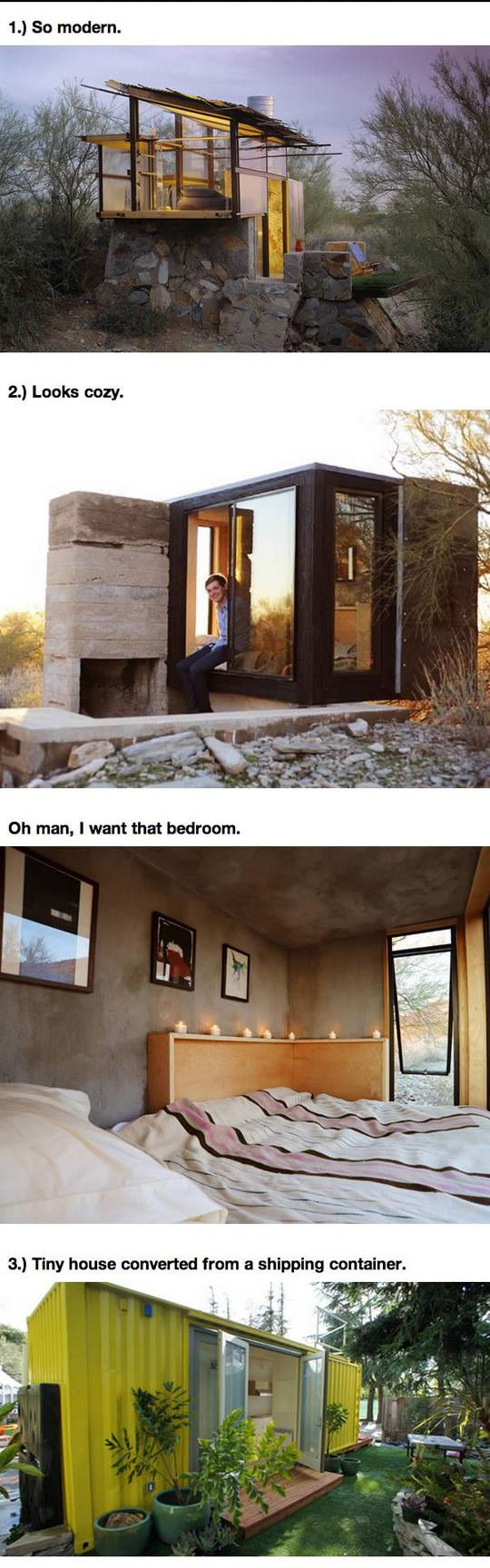 Best small houses in the world