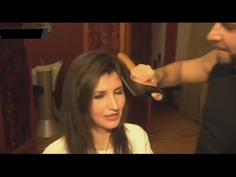 New Hair-Cutting Technique