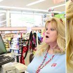 Cashier gets the surprise of a lifetime.