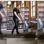 Student breakdown in Library