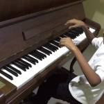 Lydian Nadhaswaram, talented and passionate piano player