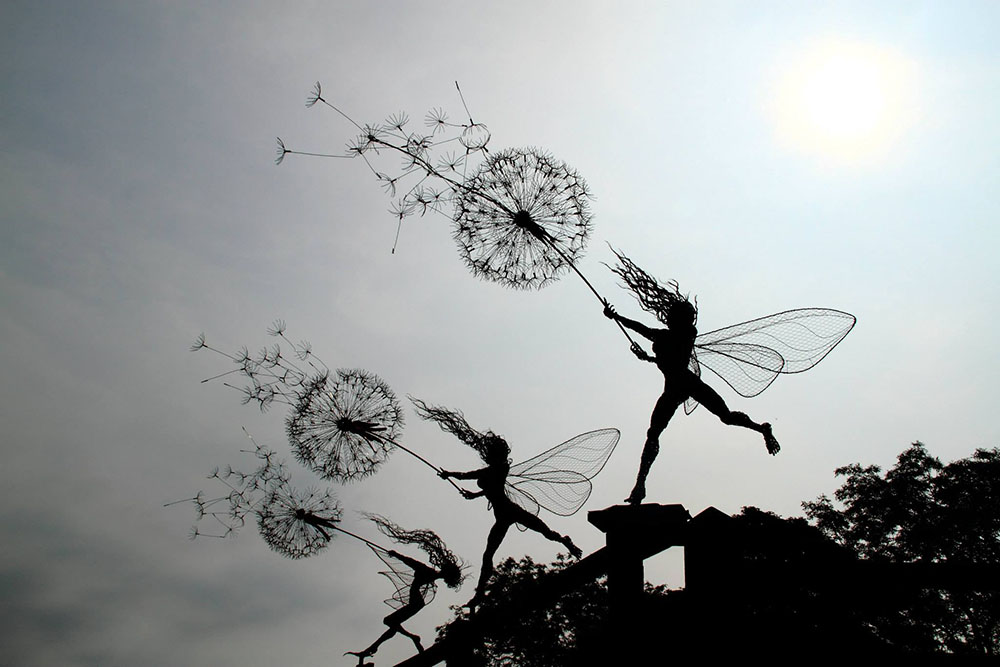 Stainless Steel Wire Art – Tooxta World of Fun
