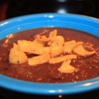 Slow Cooker Black Bean Soup
