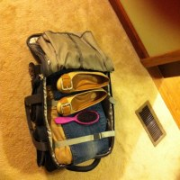 Five Tips on How to Pack Everything You Need into a Carry on for a 2 Week Vacation.