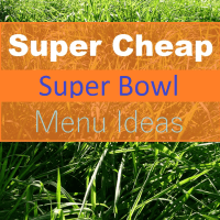 Cheap Super Bowl Party Food