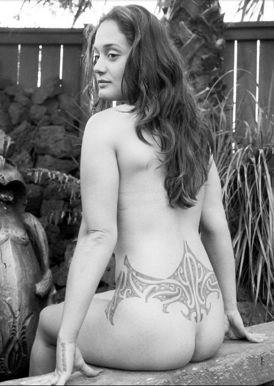 Maori girl getting fucked