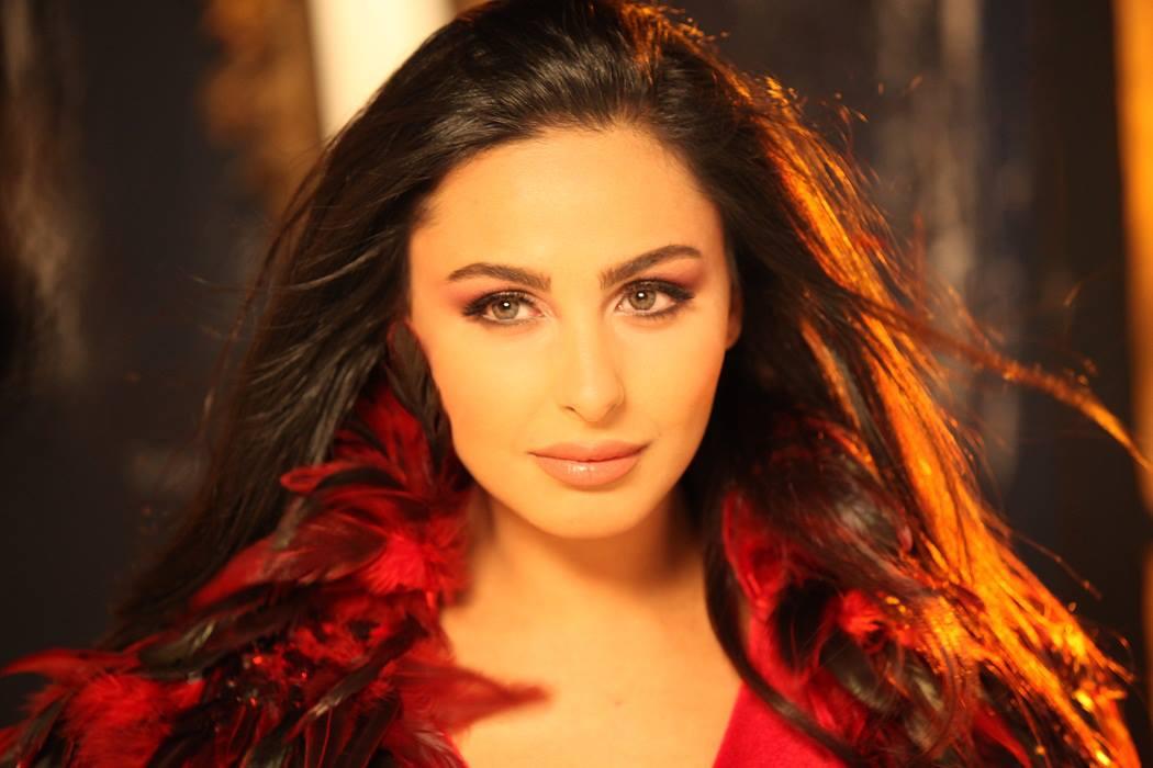Самая красивая иорданская арабка актриса Маис Хамдан / Mais Hamdan фото