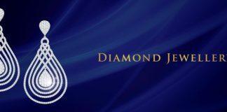anting berlian asli
