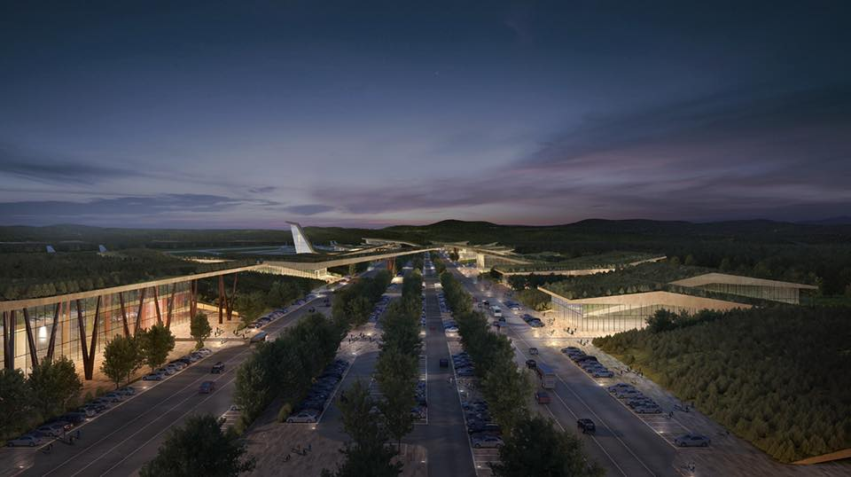 Image result for pamjet e aeroportit te Vlores
