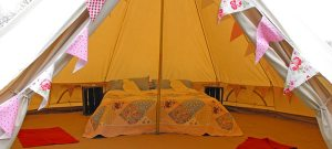 Bell Tent Glamping Norfolk