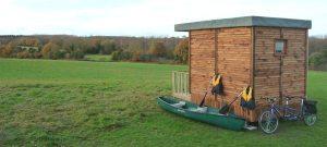 Top Farm Glamping Cabin Norfolk