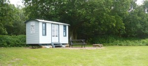 Shepherds Hut Glamping Norfolk