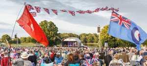 Blickling Hall great british proms