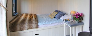 Emilia Shepherds Hut Interior