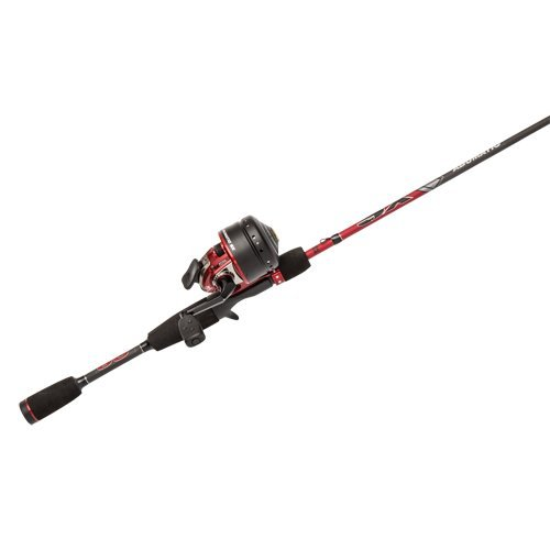 Abu Garcia Abumatic SX Combo Snubberless Casting System